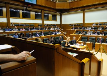 El Parlamento vasco insta a Sánchez a modificar la política penitenciaria