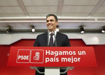 El PSOE propondrá modificar el delito de rebelión para ?adecuarlo? al secesionismo catalán