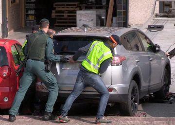 Incautados bienes a 57 etarras para indemnizar a víctimas