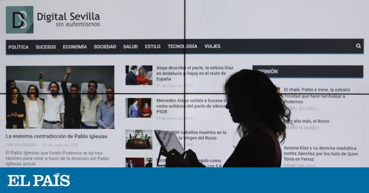 a0af4fc5f2 Fake news in Spain: The business of digital manipulation in Spain | In  English | EL PAÍS