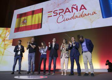 Rivera ?ficha? a Marta Sánchez para impulsar una plataforma ?patriótica? contra el nacionalismo