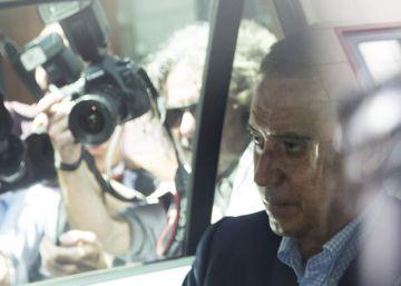 Zaplana ocultó durante años en Panamá 10,5 millones en sobornos