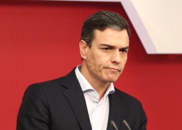El PSOE registra una moción de censura contra Rajoy