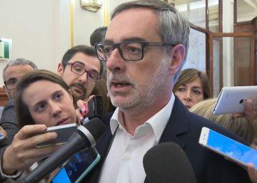 Ciudadanos apoyará una moción de censura si es para convocar elecciones