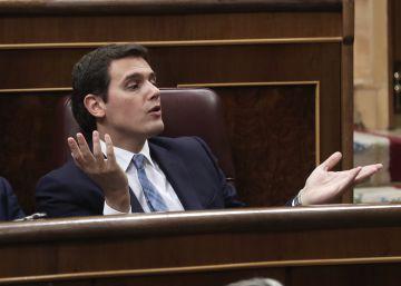 Ciudadanos pide a Sánchez que instale un nuevo 155 en Cataluña