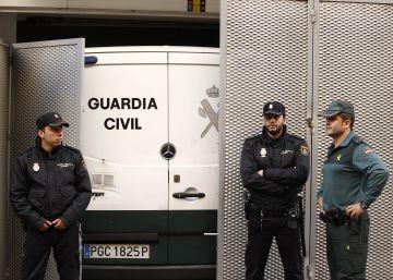 Interior crea un protocolo para ?resolver los conflictos? entre Policía y Guardia Civil