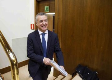 """Urkullu confía en reforzar con Sánchez la """"bilateralidad"""" entre Euskadi y el Estado"""