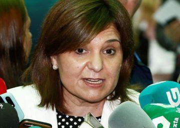 La líder del PP valenciano asegura que la Gürtel es ?pasado? y que su partido ?aprendió la lección?