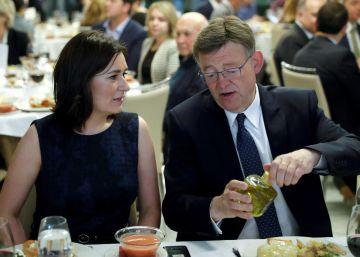 Puig pide a Sánchez que el acuerdo territorial comience por la financiación autonómica