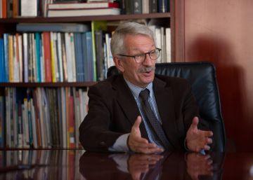 Alejandro Tiana será el nuevo secretario de Estado de Educación