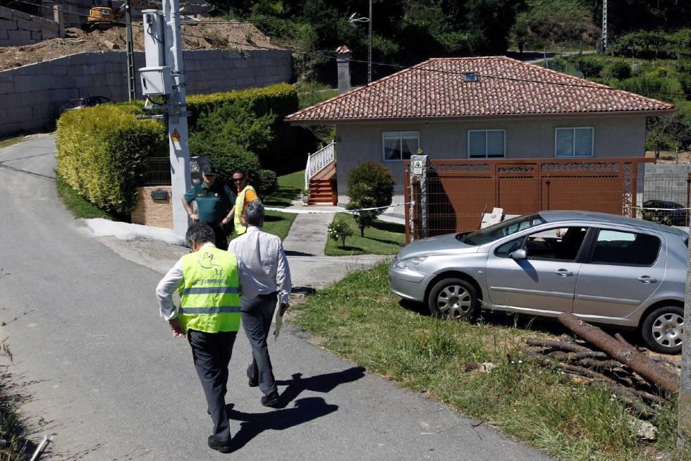 Hallado un matrimonio muerto por arma de fuego en su casa de Pontevedra cuando iban a divorciarse