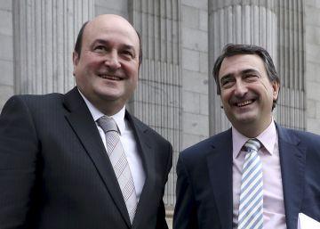 El PNV se muestra dispuesto a apoyar los presupuestos de Sánchez