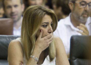 La apuesta fallida de Susana Díaz