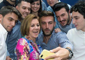 Solo una minoría de los afiliados elegirán al sucesor de Rajoy