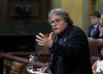 Choque en el Congreso entre el PSOE y ERC por el diálogo en Cataluña