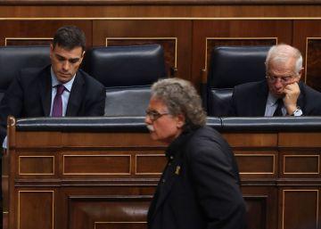 El Gobierno ofrece ?un diálogo abierto sincero y directo? con la Generalitat