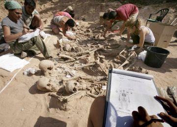 El Gobierno asume la búsqueda y exhumación de desaparecidos de la Guerra Civil