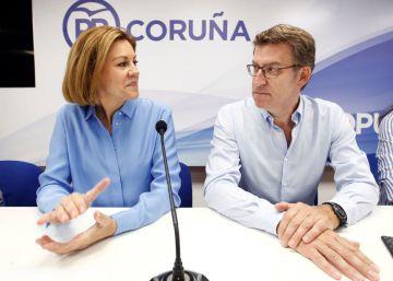 Pensiones, eutanasia... las ideas de los candidatos a suceder a Rajoy en el PP