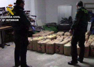 Dos millones de euros en propiedades, coches y sociedades: el botín de unos narcos de Cádiz