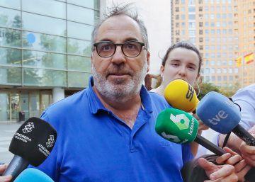 El juez imputa a Vicente Cotino en el caso de 'Los papeles de Bárcenas'