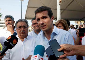 El pulso diario entre Santamaría y Casado agudiza la división en el PP