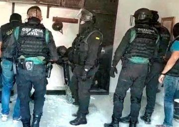 La Policía investiga la entrada de varios encapuchados que simulaban ser agentes en tres viviendas de La Línea