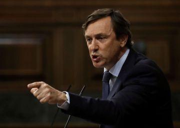 El PP reprocha al PSOE su alianza con ?independentistas y herederos de ETA?