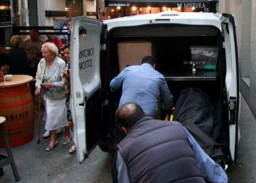 Detenido un hombre en A Coruña acusado de matar a su mujer