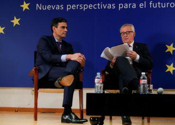 Juncker alerta del peligro populista y nacionalista frente a la Europa multilateral