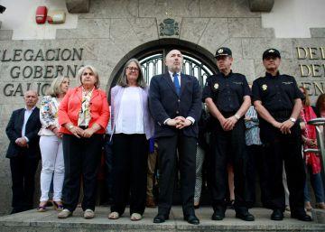 El juez envía a prisión al hombre que acuchilló y mató a su mujer en A Coruña