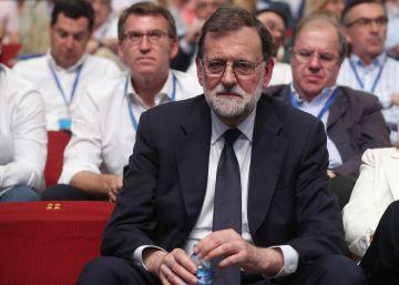 Rajoy reivindica su gestión en Cataluña y promete ?ser leal? a su sucesor