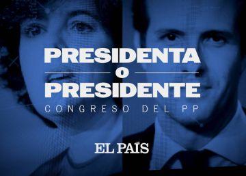 Congreso del PP: las votaciones de las primarias en directo
