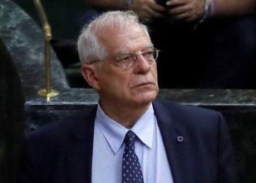 Borrell intensifica su contrarelato antinacionalista