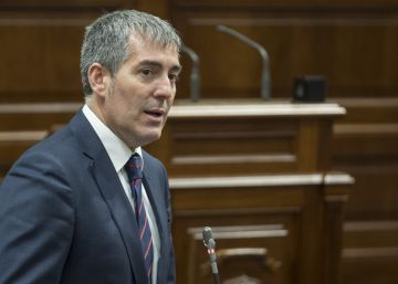 La fiscalía pide imputar al presidente canario por prevaricación