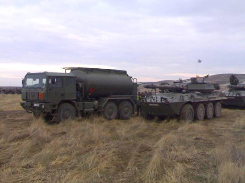 Absuelto el conductor de un camión militar al que fallaron los frenos
