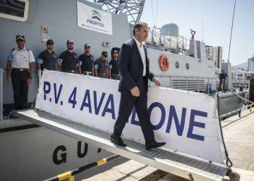 Frontex recalca que pese al aumento de llegadas a España no hay una crisis como la de 2015