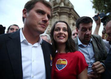 Rivera se opone a votar un nuevo Estatut para Cataluña