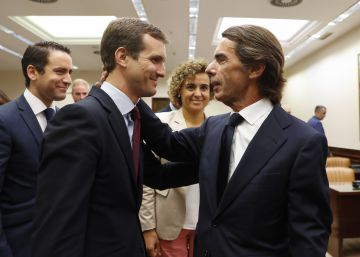 Aznar niega la caja b del PP que acreditó el tribunal de Gürtel