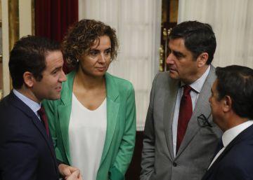 El PP quiere más tiempo para una reforma constitucional que elimine los aforamientos