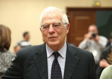 Borrell dice que Trump le sugirió construir un muro en el Sáhara para frenar la inmigración