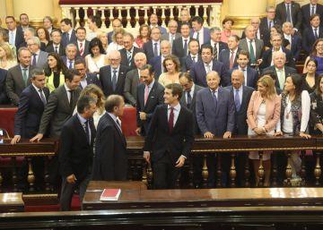 El PP convierte el Senado en trinchera contra Pedro Sánchez