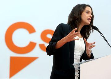 Ciudadanos defiende su primera ?confluencia? con Valls por la situación excepcional en Cataluña