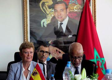 España apoya de forma rotunda la política migratoria de Marruecos