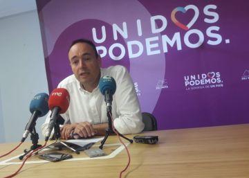 Dimite un diputado de Podemos en Cantabria denunciado por acoso psicológico a tres compañeras