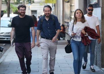 Iglesias frena el optimismo del PSOE sobre el acuerdo presupuestario