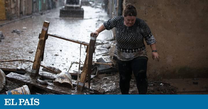 a terrible flood essay