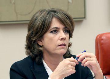 Delgado acusa a la derecha de usar a Villarejo para atacar al Gobierno