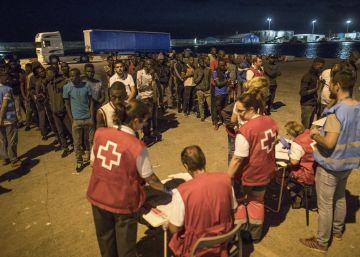 Un grupo de 40 marroquíes solicita asilo en España alegando persecución por las protestas del Rif
