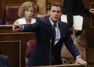 Rivera y Casado acusan a Sánchez de mentir a los españoles y a Europa con Presupuestos ?falsos?