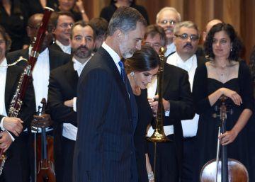 Los poderes del Estado se vuelcan con el Rey en los Premios Princesa de Asturias
